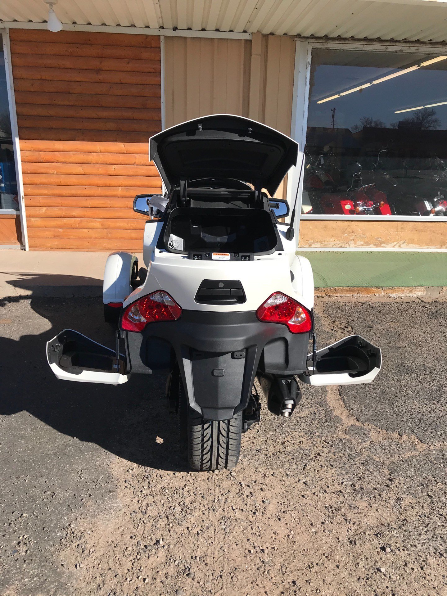 2018 Can-Am Spyder RT SE6 in Clovis, New Mexico - Photo 7