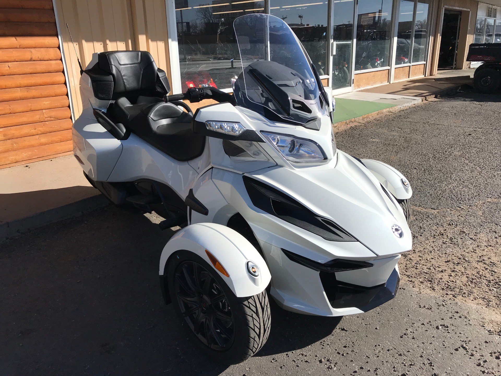 2018 Can-Am Spyder RT SE6 in Clovis, New Mexico - Photo 8