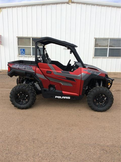 2018 Polaris General 1000 EPS Ride Command Edition in Clovis, New Mexico