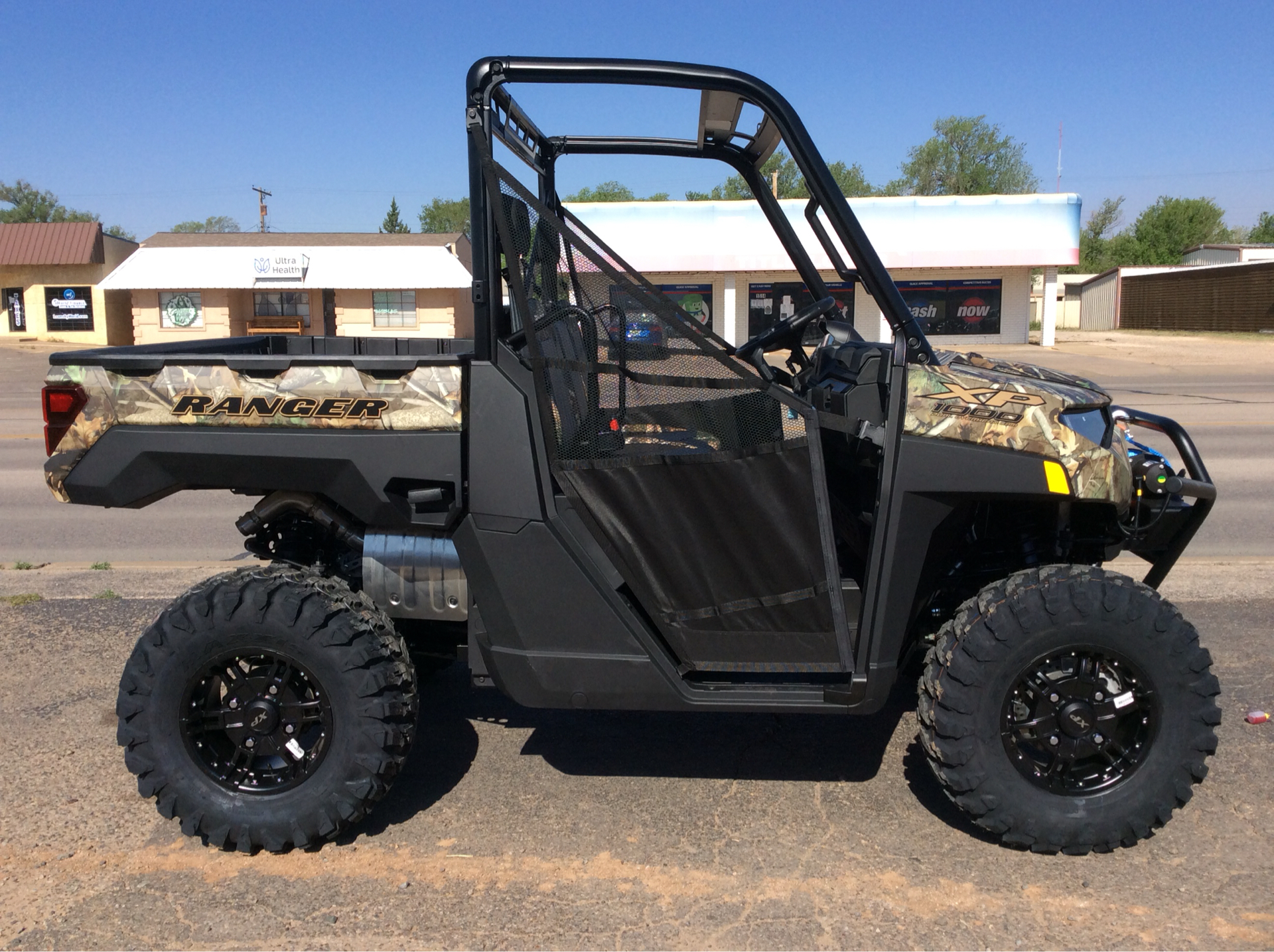 2021 Polaris Ranger XP 1000 Big Game Edition in Clovis, New Mexico - Photo 1