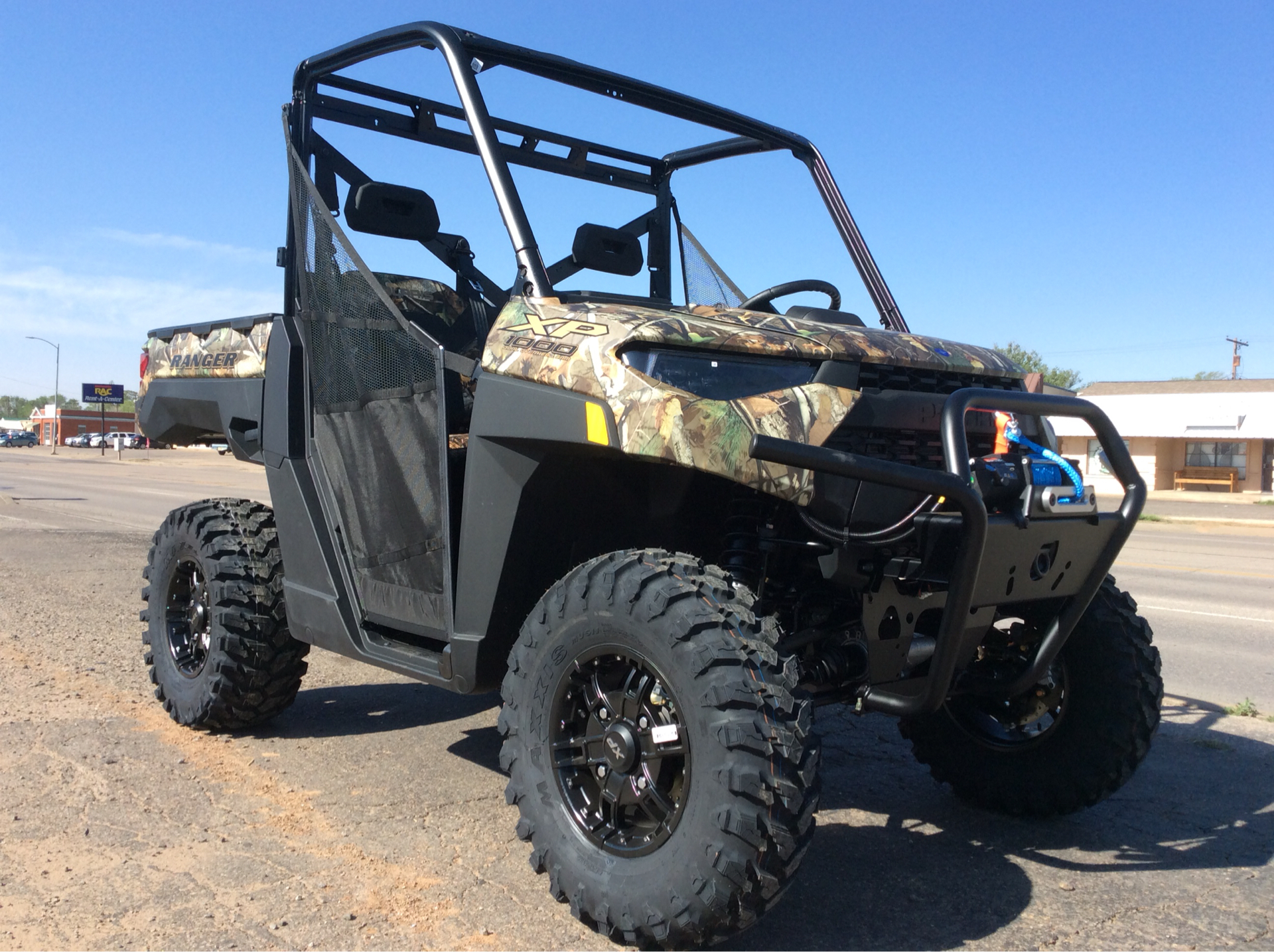 2021 Polaris Ranger XP 1000 Big Game Edition in Clovis, New Mexico - Photo 2