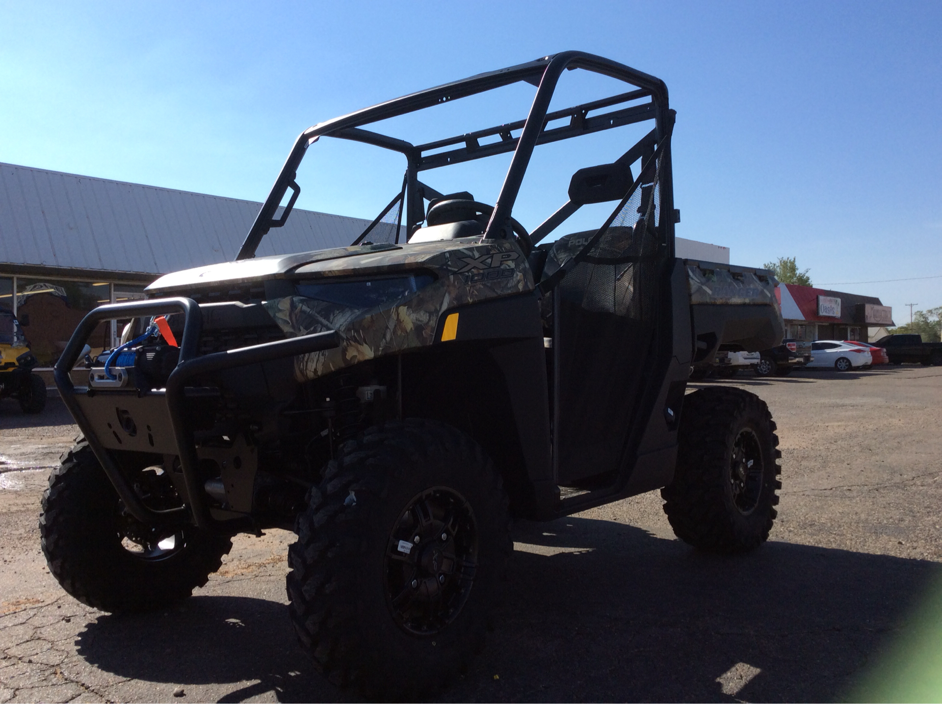 2021 Polaris Ranger XP 1000 Big Game Edition in Clovis, New Mexico - Photo 4