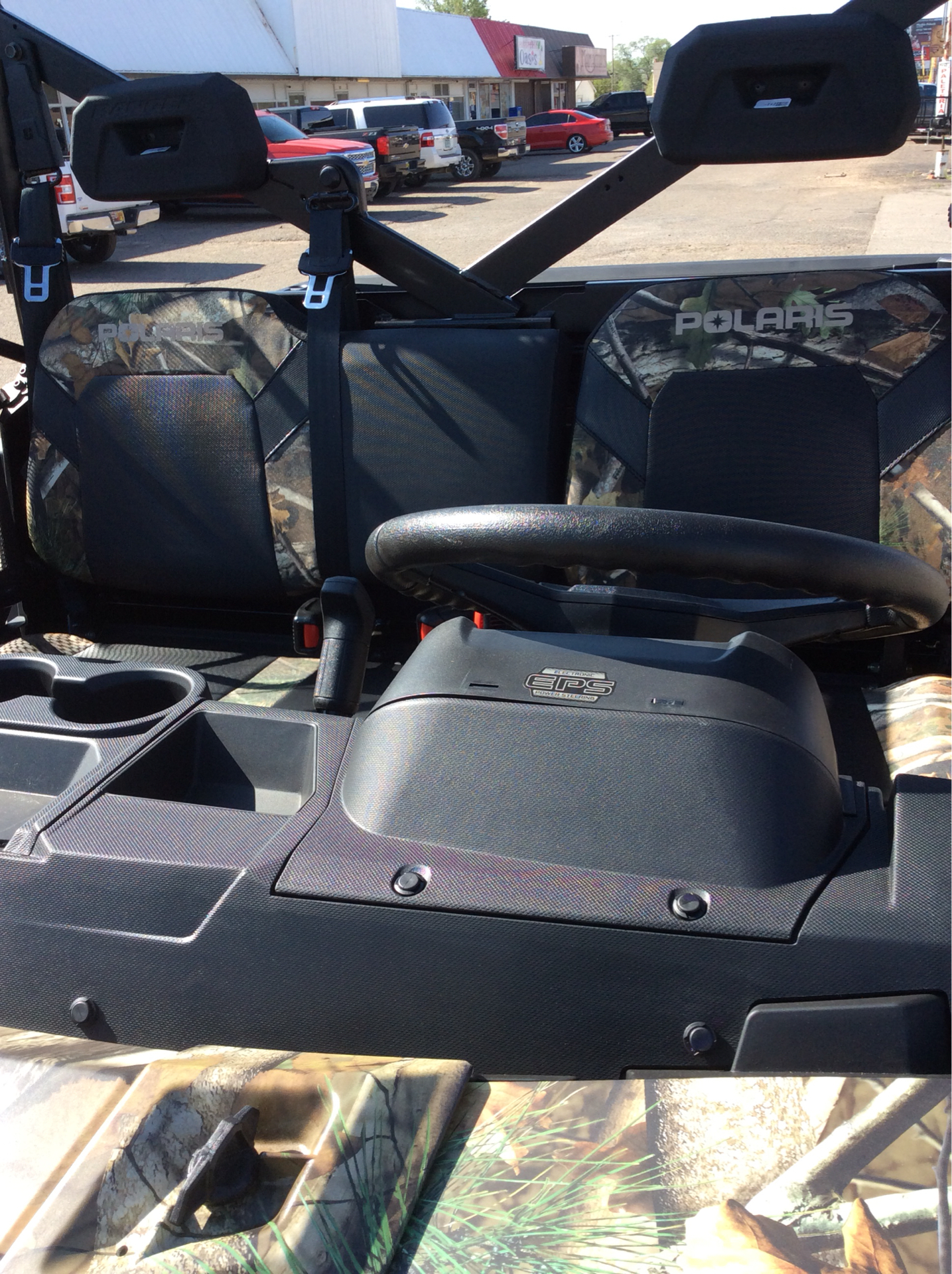 2021 Polaris Ranger XP 1000 Big Game Edition in Clovis, New Mexico - Photo 12