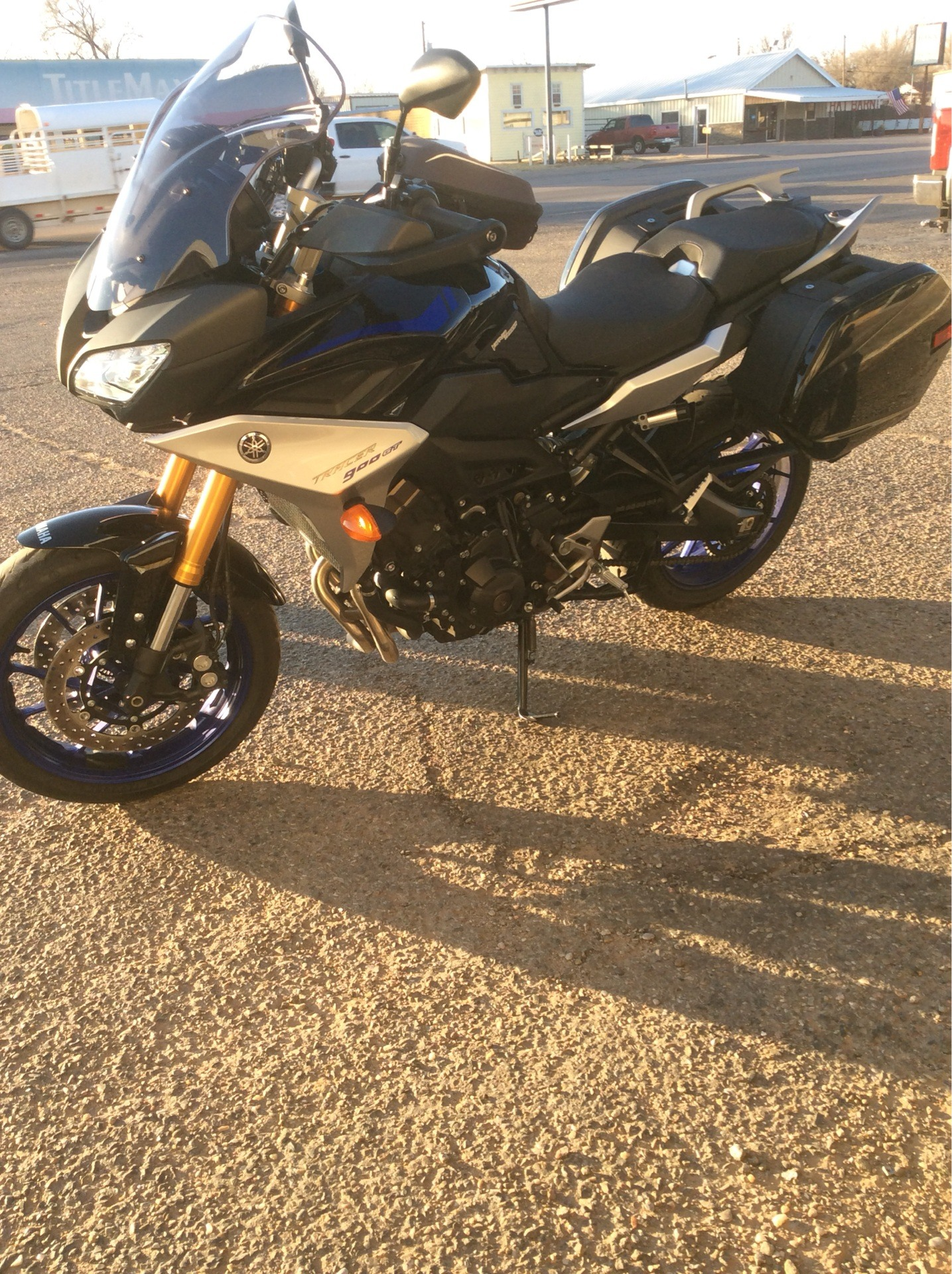 2019 Yamaha Tracer 900 GT in Clovis, New Mexico - Photo 4