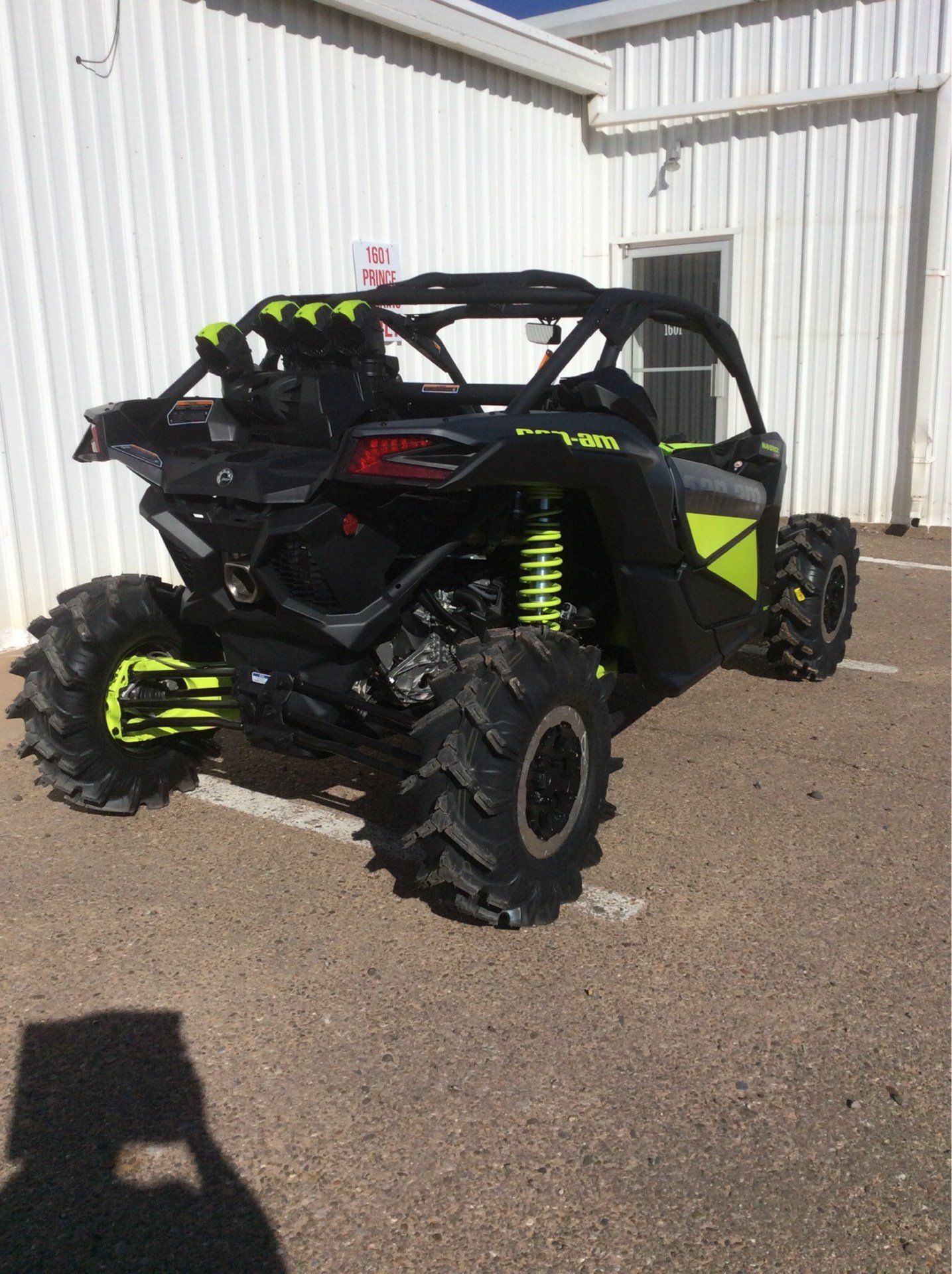 2020 Can-Am Maverick X3 X MR Turbo in Clovis, New Mexico - Photo 4