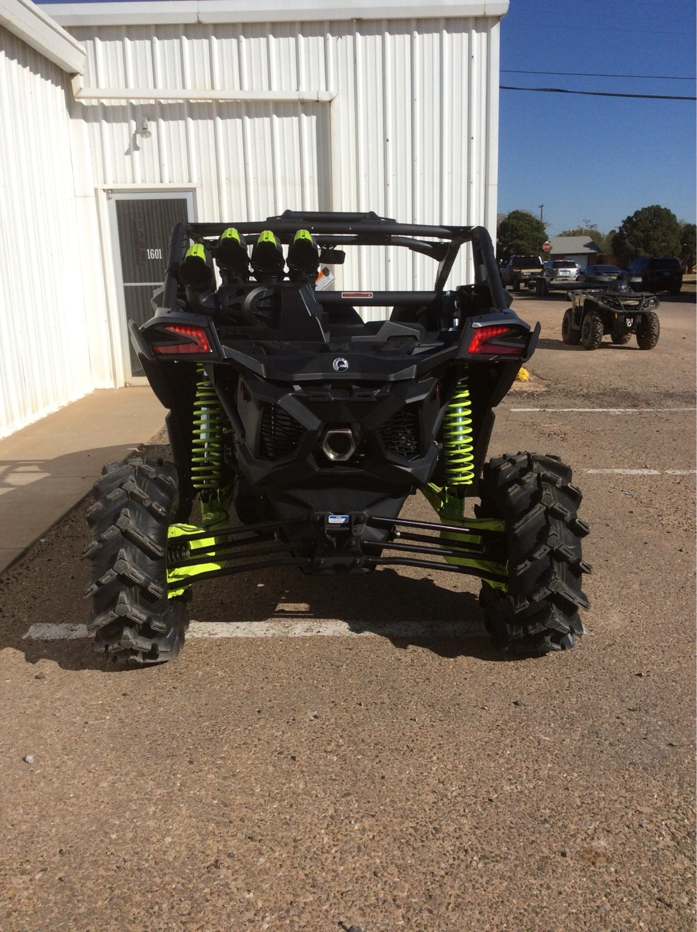 2020 Can-Am Maverick X3 X MR Turbo in Clovis, New Mexico - Photo 5