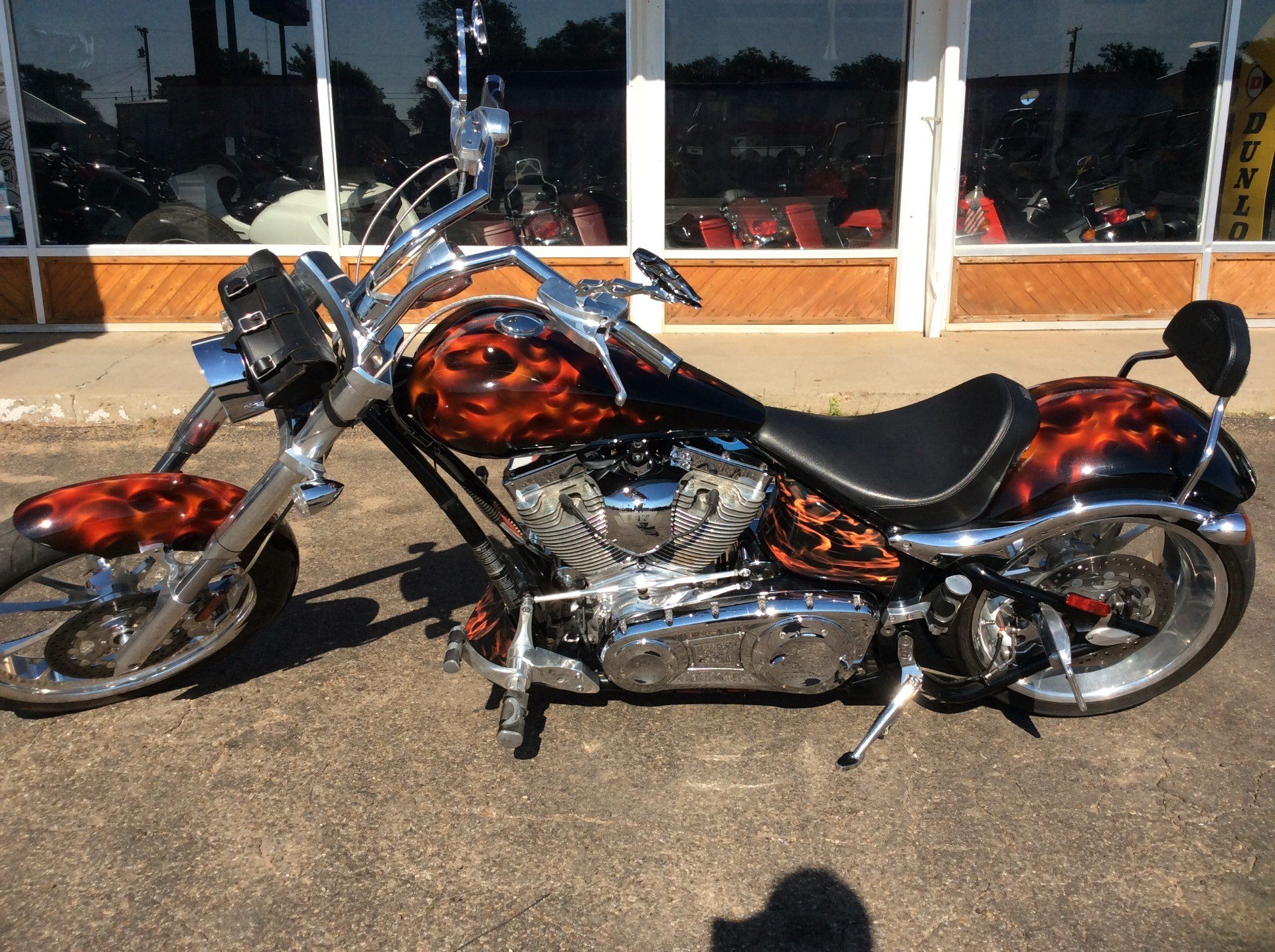 2007 Big Dog Motorcycles Bulldog in Clovis, New Mexico