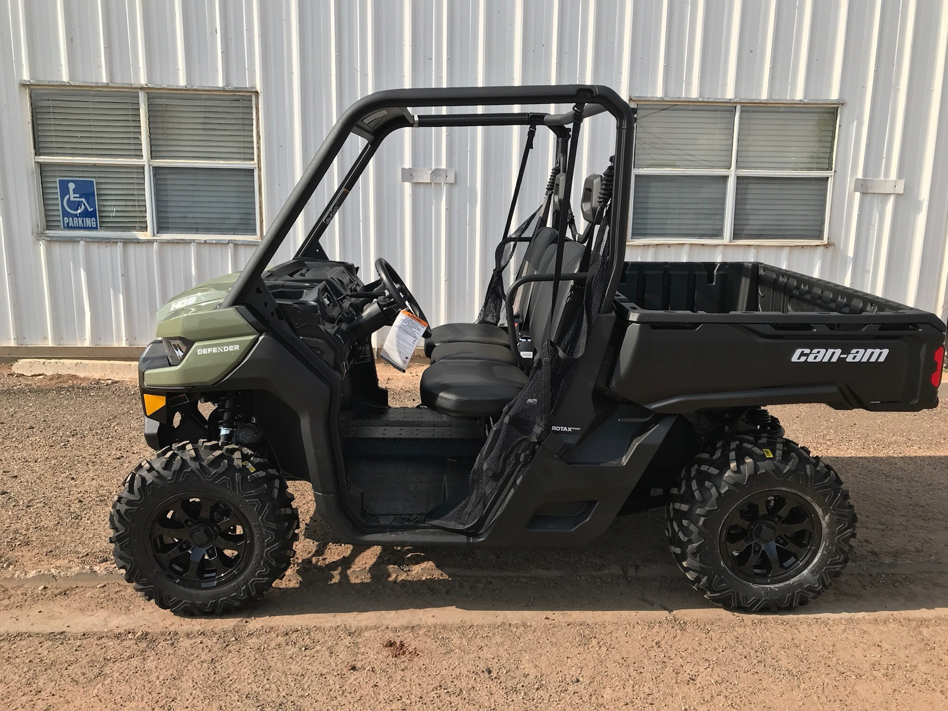2019 Can-Am Defender DPS HD8 in Clovis, New Mexico