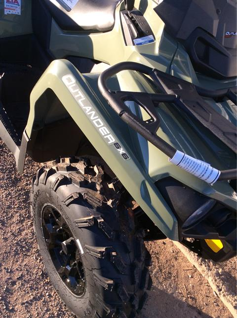 2019 Can-Am Outlander MAX 6X6 DPS 450 in Clovis, New Mexico - Photo 2
