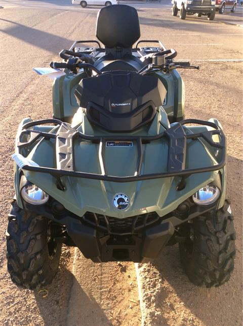 2019 Can-Am Outlander MAX 6X6 DPS 450 in Clovis, New Mexico - Photo 3