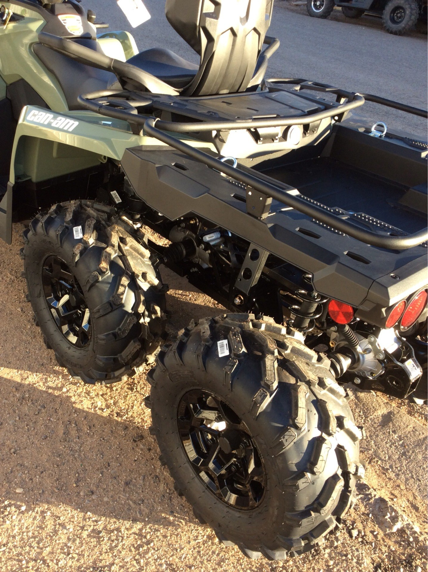2019 Can-Am Outlander MAX 6X6 DPS 450 in Clovis, New Mexico - Photo 5