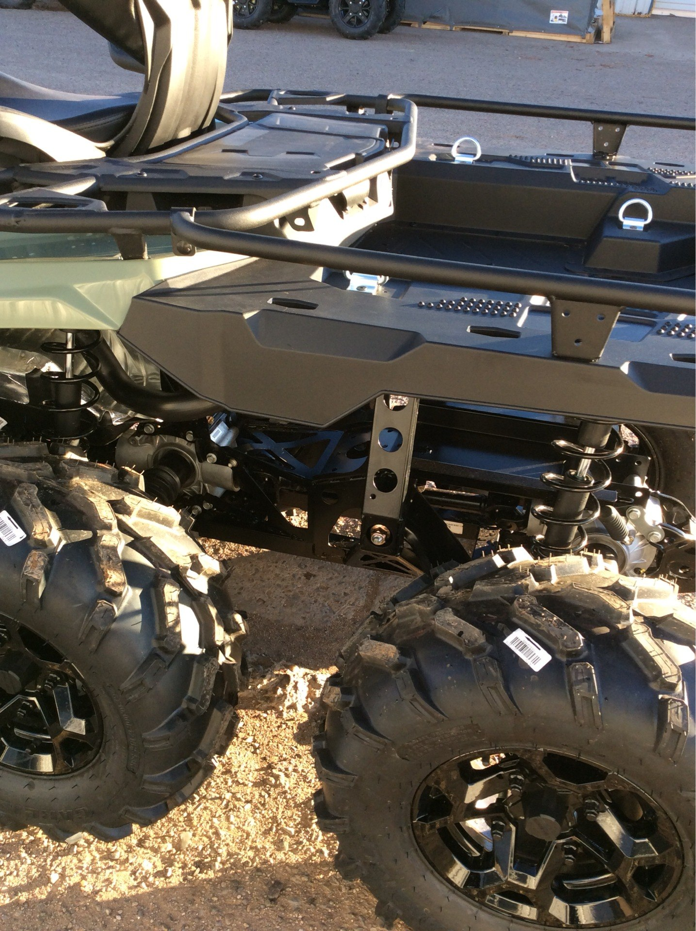 2019 Can-Am Outlander MAX 6X6 DPS 450 in Clovis, New Mexico - Photo 7