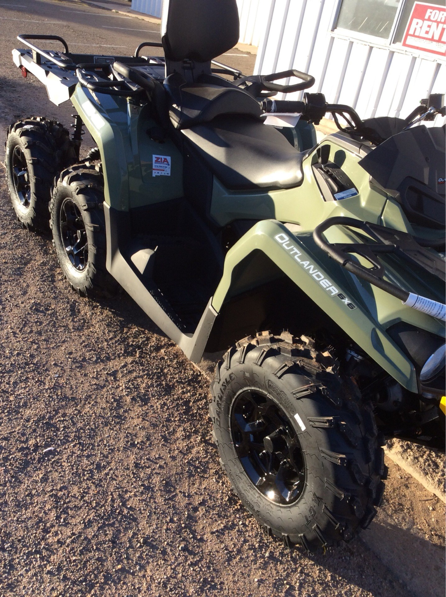 2019 Can-Am Outlander MAX 6X6 DPS 450 in Clovis, New Mexico - Photo 8