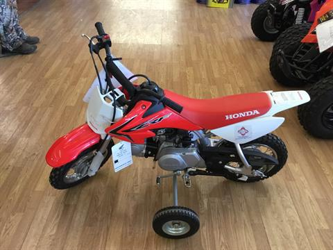 2018 Honda CRF50F in Clovis, New Mexico