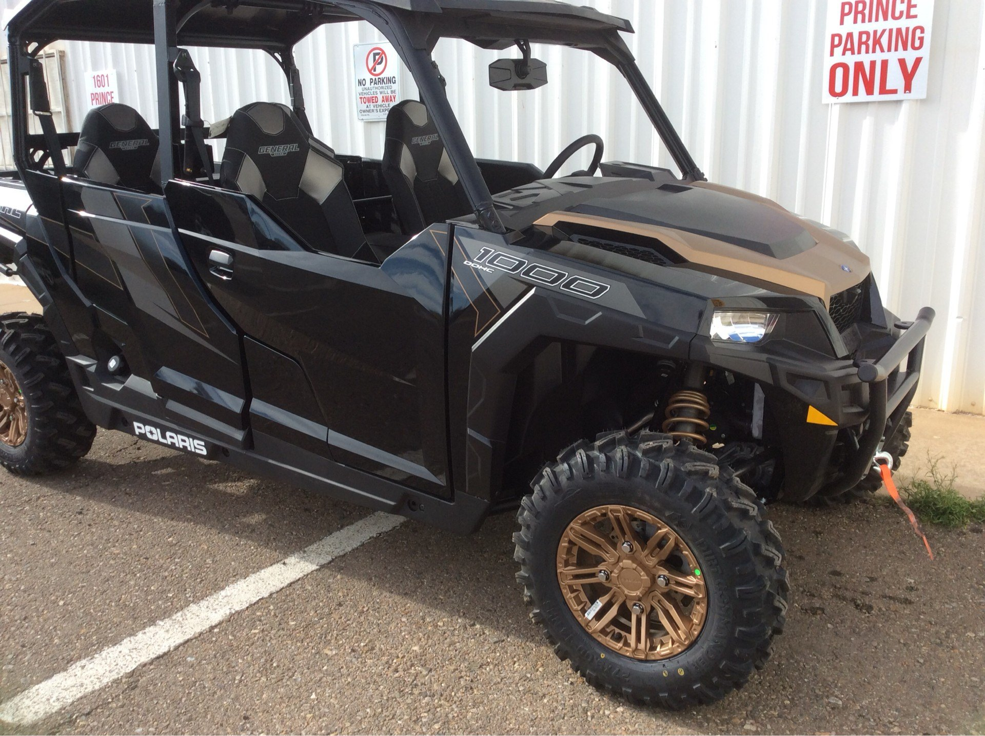 Polaris General 4 Seater >> 2019 Polaris General 4 1000 Eps Ride Command Edition In Clovis New Mexico