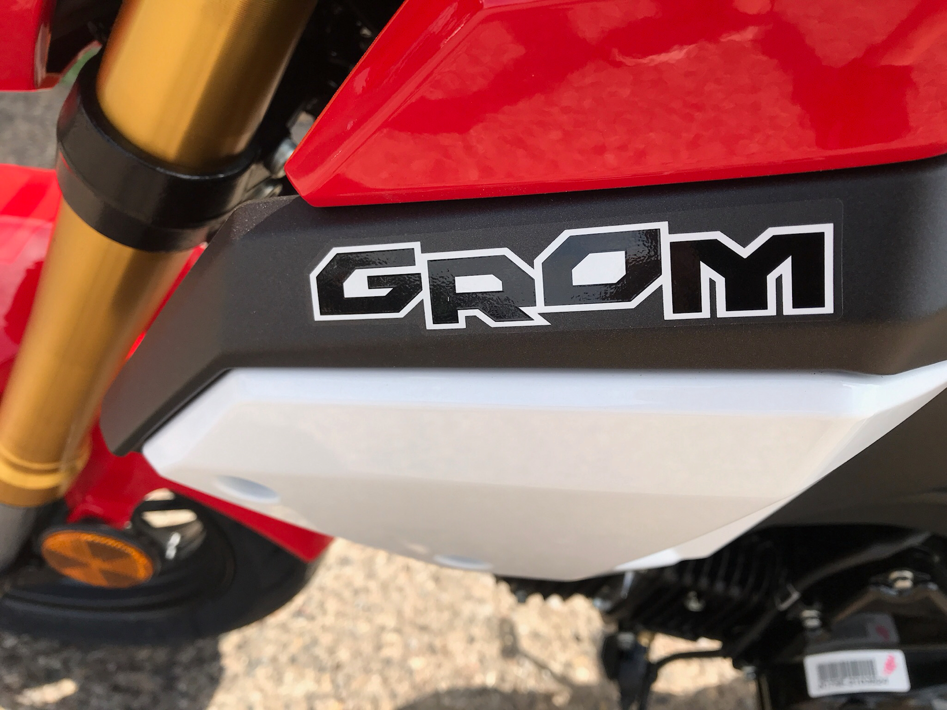 2019 Honda Grom in Clovis, New Mexico - Photo 5