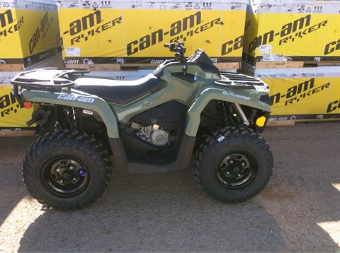 2020 Can-Am Outlander DPS 450 in Clovis, New Mexico - Photo 1