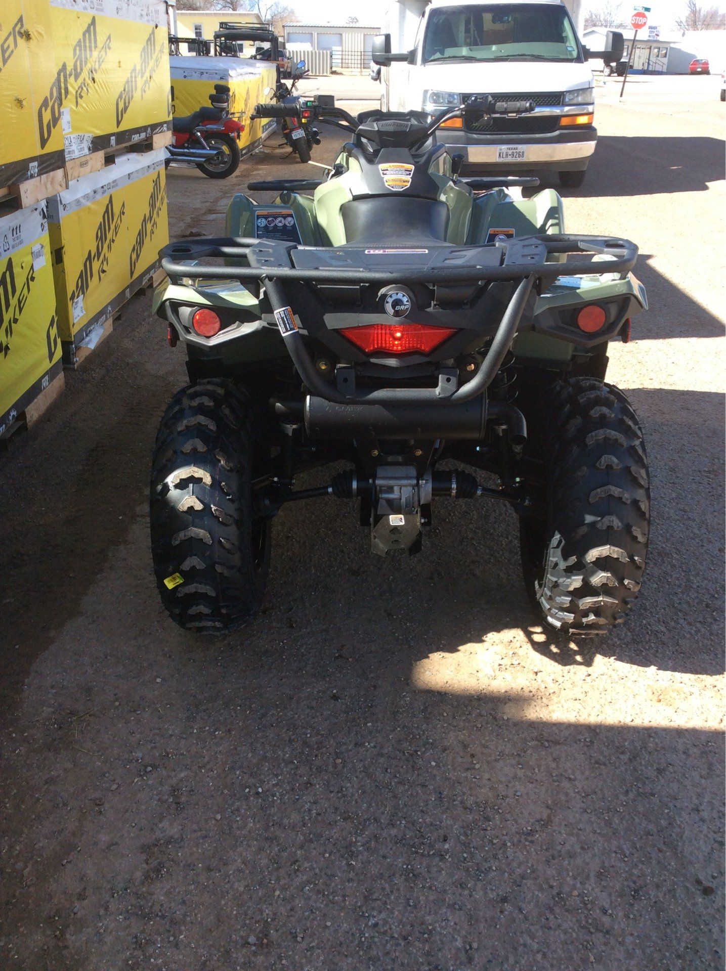 2020 Can-Am Outlander DPS 450 in Clovis, New Mexico - Photo 5