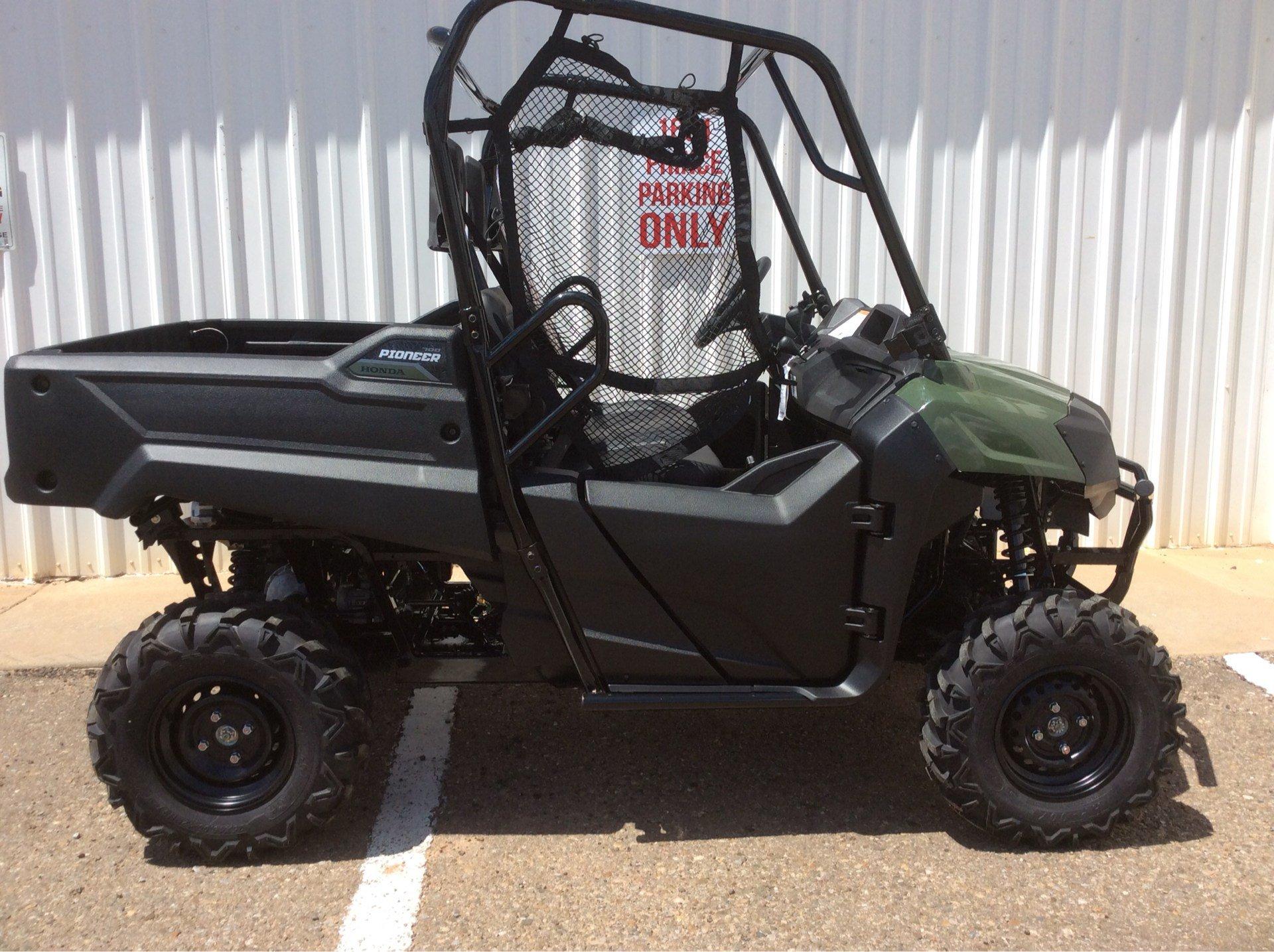 2019 Honda Pioneer 700 in Clovis, New Mexico