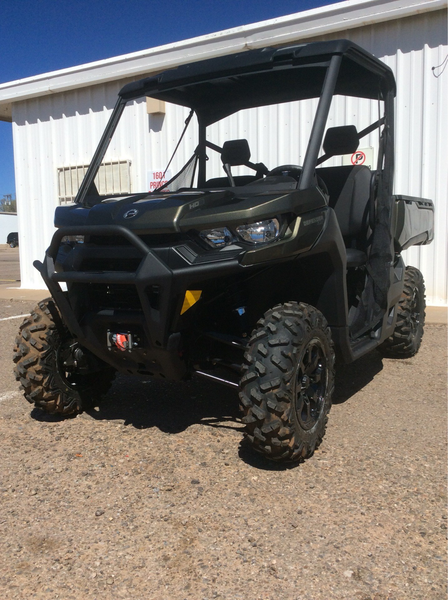 2020 Can-Am Defender XT HD8 in Clovis, New Mexico - Photo 4