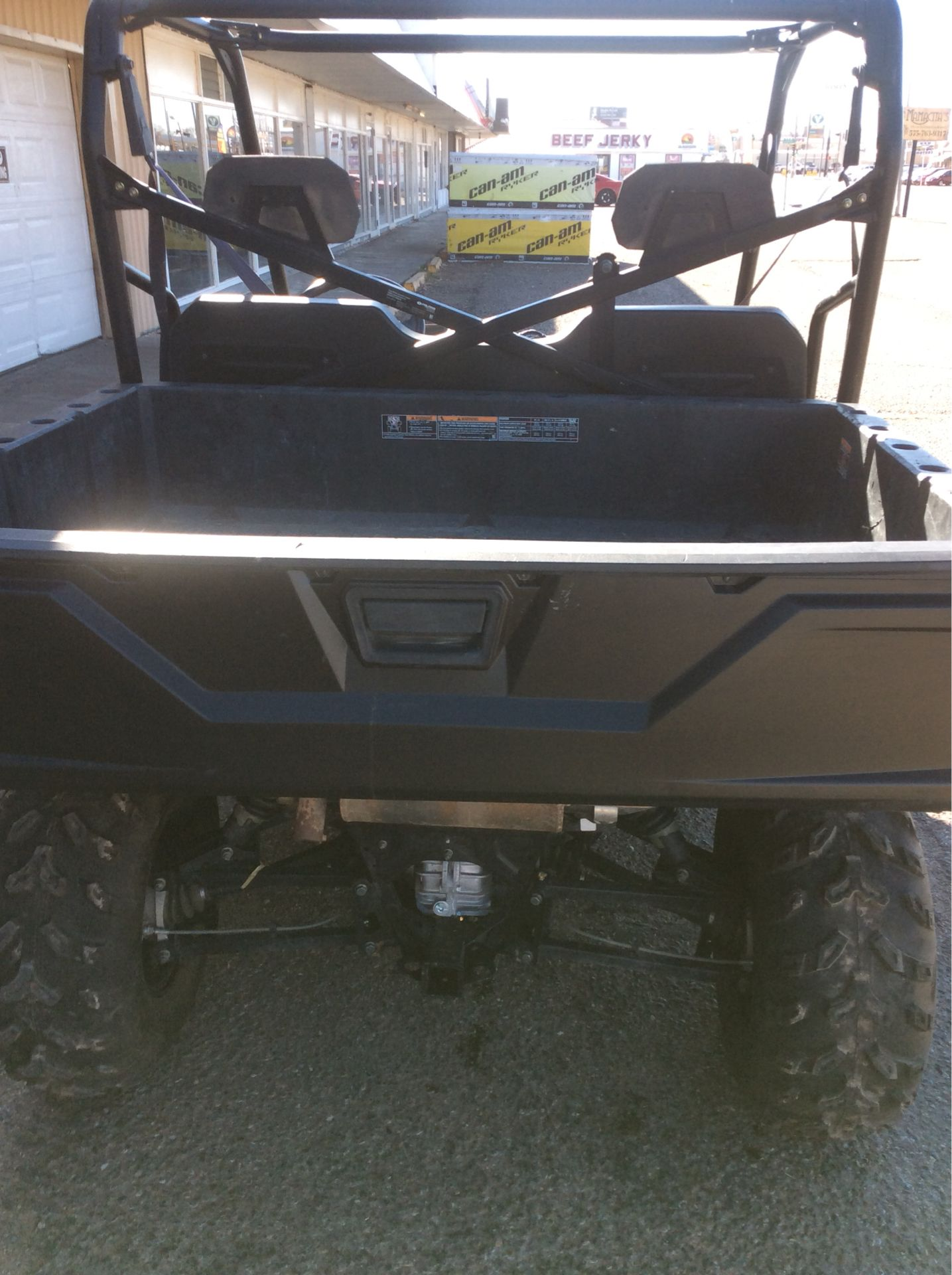 2018 Polaris Ranger 570 Full-Size in Clovis, New Mexico - Photo 6