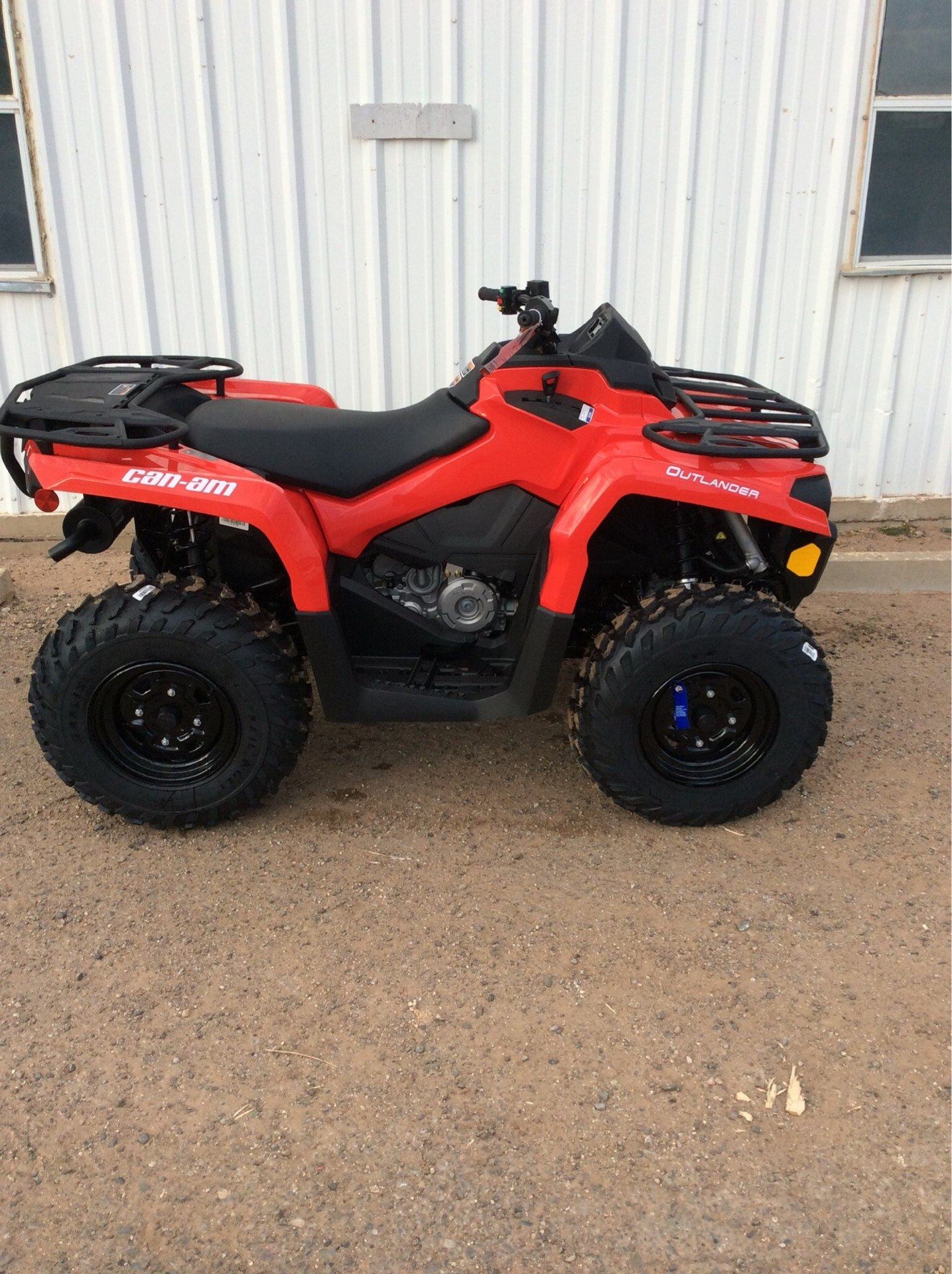 2019 Can-Am Outlander 450 in Clovis, New Mexico