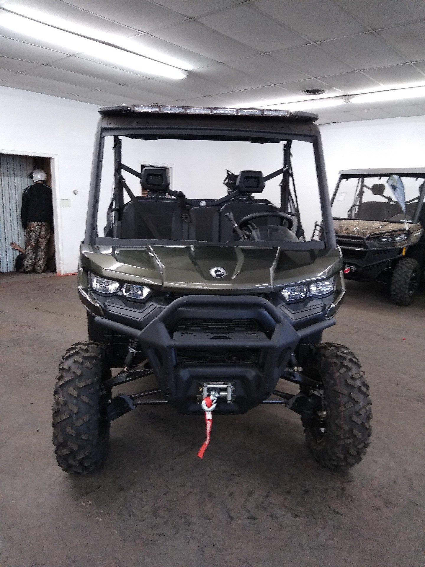 2020 Can-Am Defender XT HD10 in Clovis, New Mexico - Photo 11