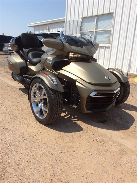 2021 Can-Am Spyder F3 Limited in Clovis, New Mexico - Photo 2
