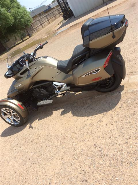 2021 Can-Am Spyder F3 Limited in Clovis, New Mexico - Photo 5