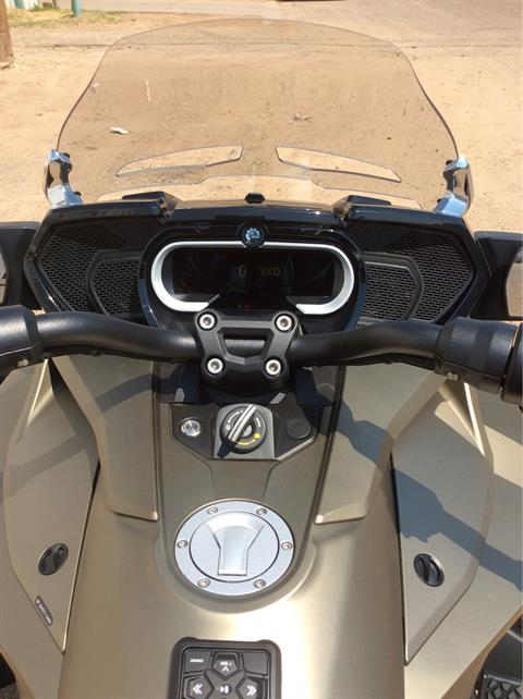 2021 Can-Am Spyder F3 Limited in Clovis, New Mexico - Photo 9