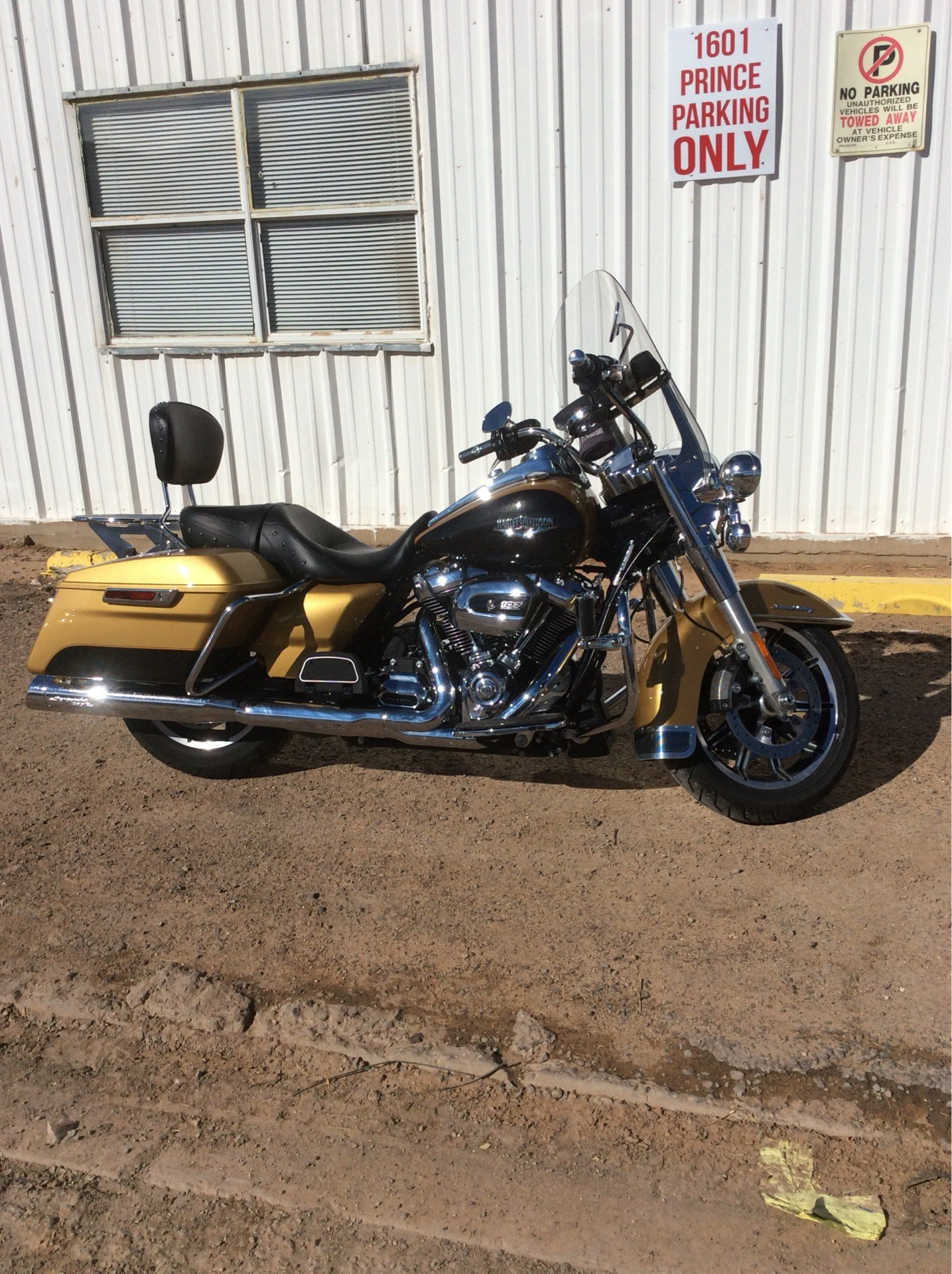 2017 Harley-Davidson Road King® in Clovis, New Mexico - Photo 1