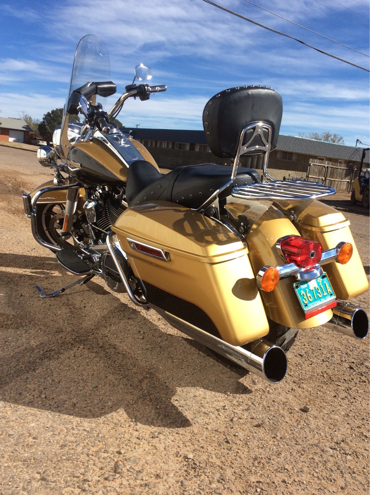 2017 Harley-Davidson Road King® in Clovis, New Mexico - Photo 4