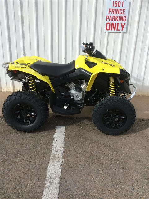 2019 Can-Am Renegade 570 in Clovis, New Mexico - Photo 1