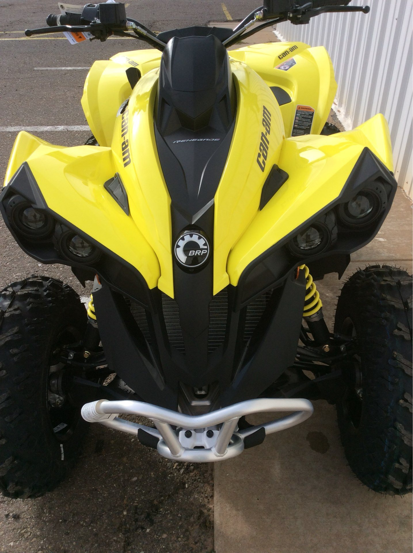 2019 Can-Am Renegade 570 in Clovis, New Mexico - Photo 6