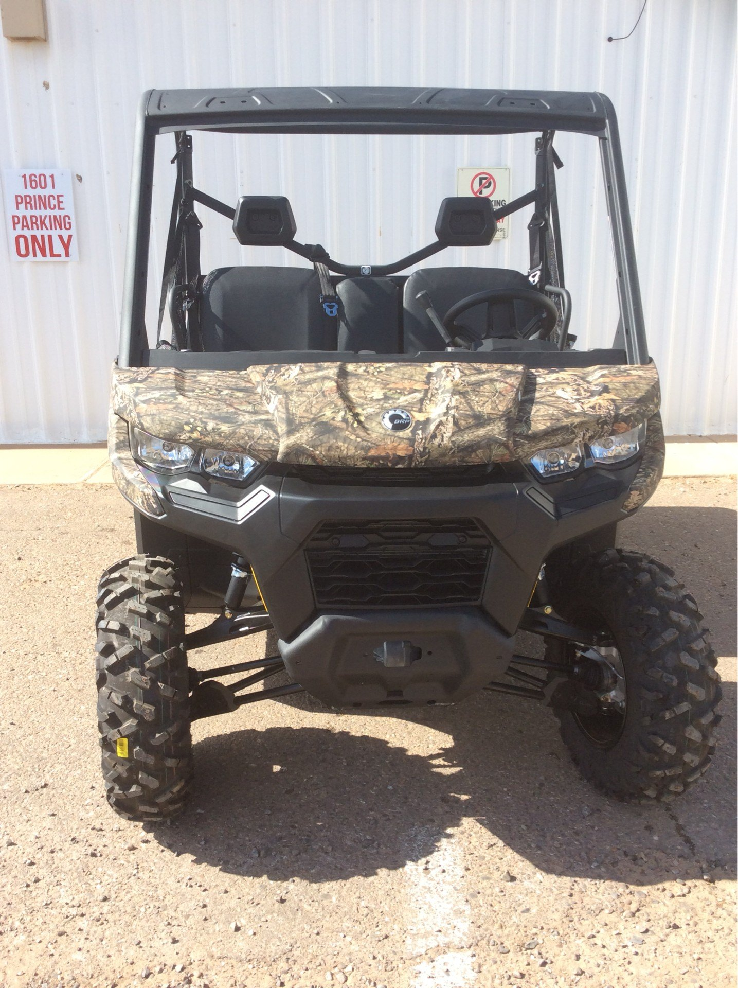 2020 Can-Am Defender DPS HD8 in Clovis, New Mexico - Photo 3
