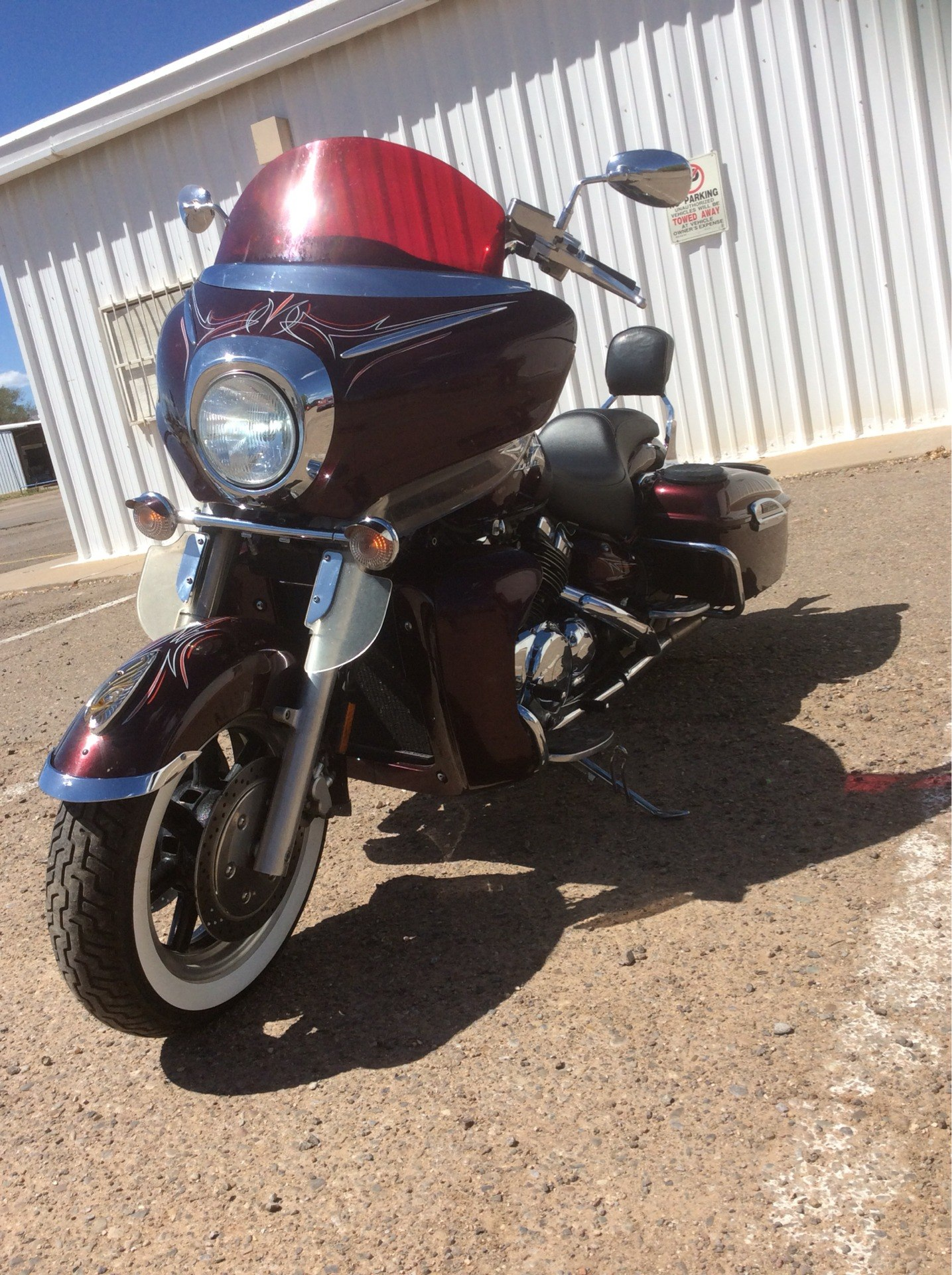 2006 Yamaha Royal Star® Venture in Clovis, New Mexico - Photo 2