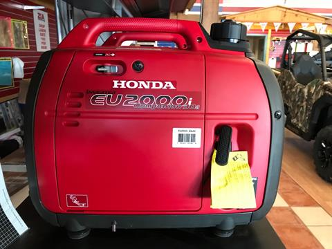 2013 Honda Power Equipment EU2000 I1A3 Companion in Clovis, New Mexico