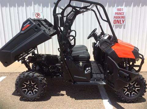 2019 Honda Pioneer 700 Deluxe in Clovis, New Mexico