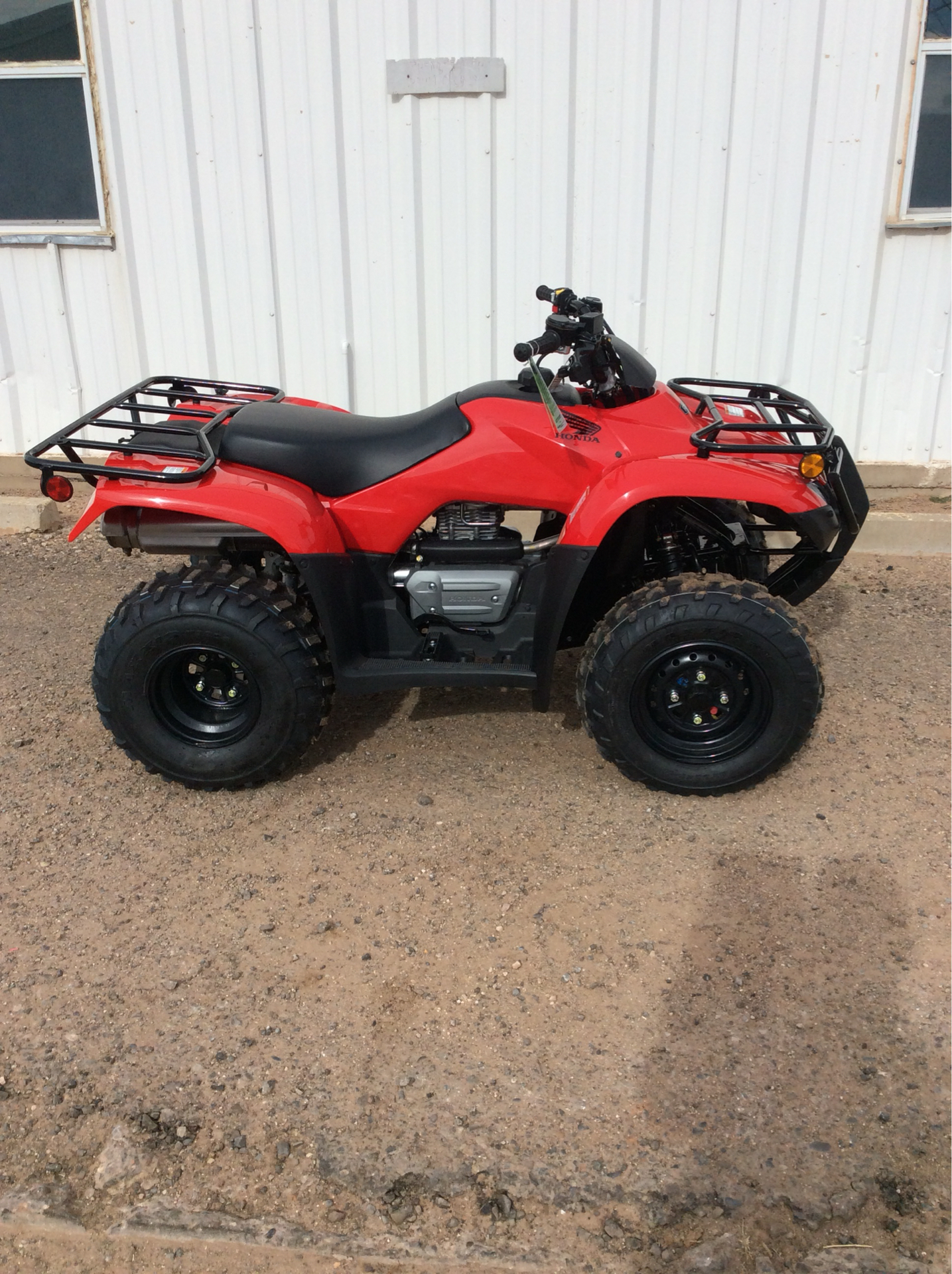 2019 Honda FourTrax Recon in Clovis, New Mexico - Photo 1