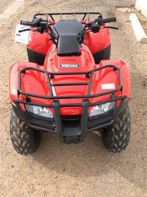 2019 Honda FourTrax Recon in Clovis, New Mexico - Photo 2