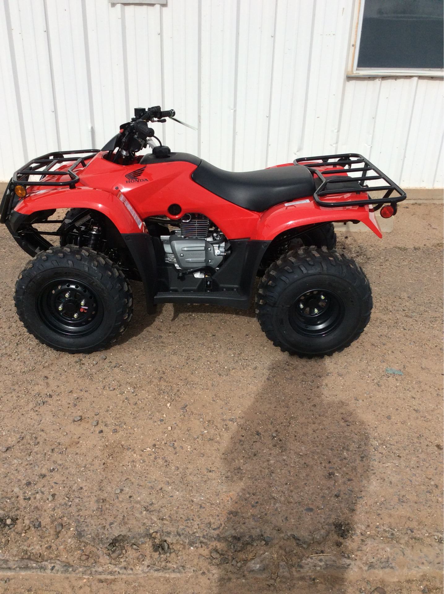 2019 Honda FourTrax Recon in Clovis, New Mexico - Photo 3