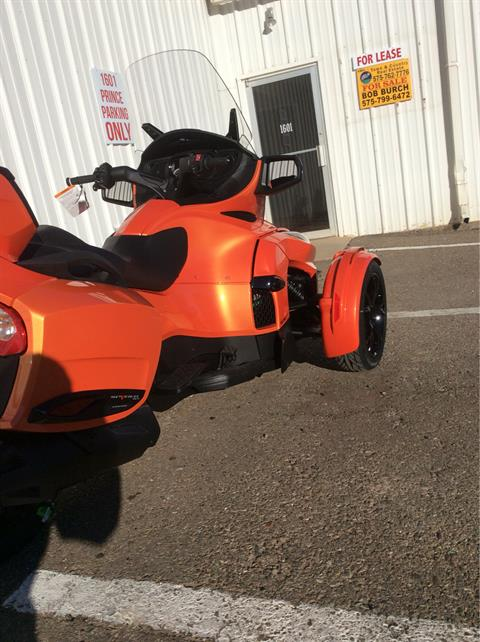 2019 Can-Am Spyder RT Limited in Clovis, New Mexico