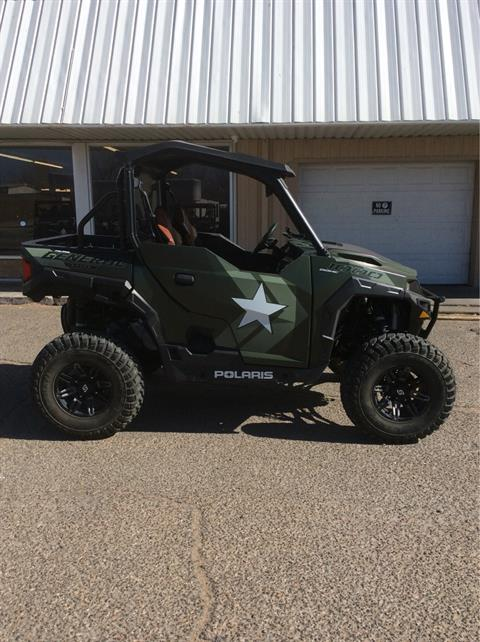 2018 Polaris General 1000 EPS LE in Clovis, New Mexico - Photo 1