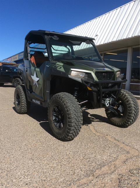 2018 Polaris General 1000 EPS LE in Clovis, New Mexico - Photo 2