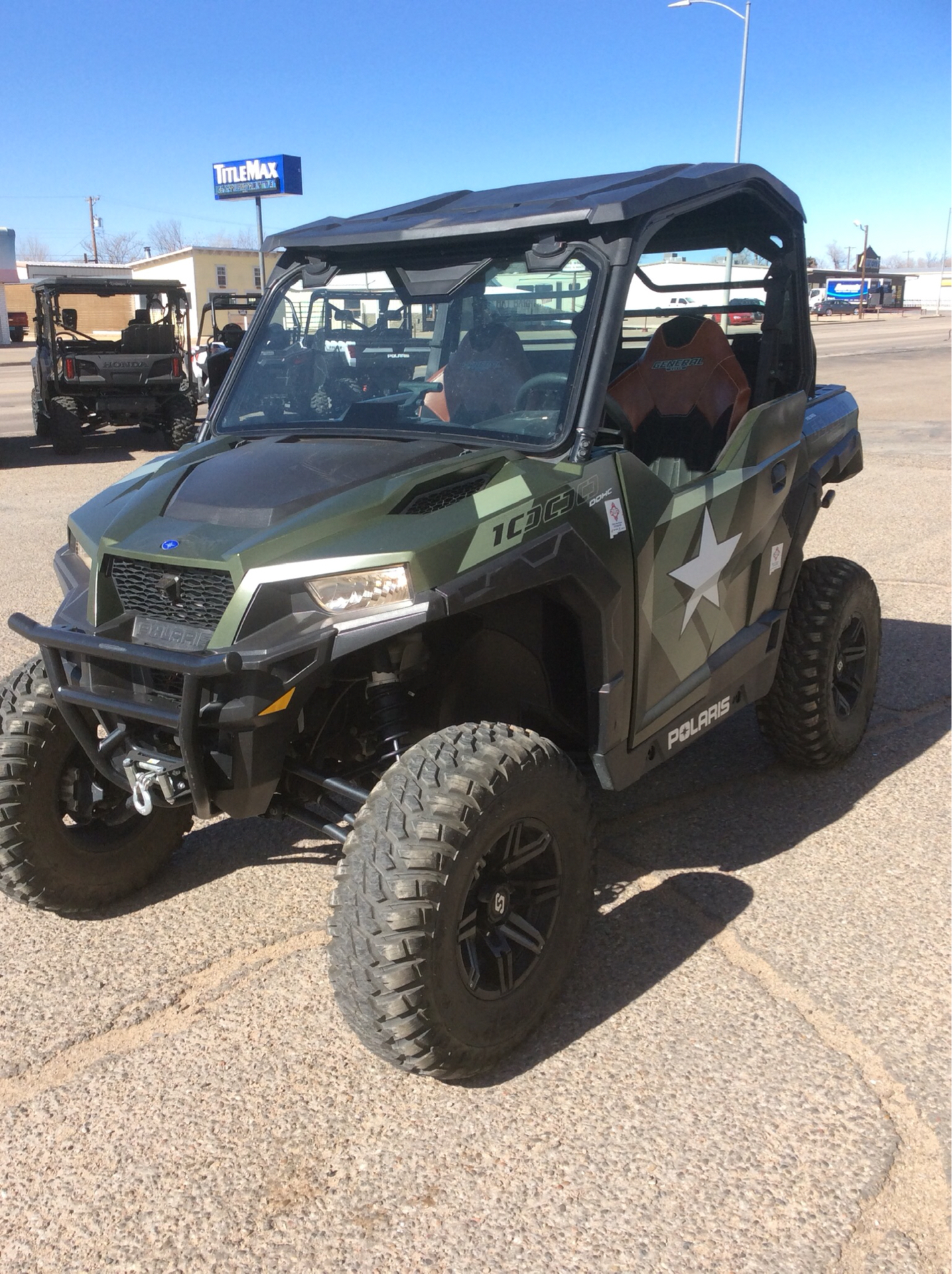 2018 Polaris General 1000 EPS LE in Clovis, New Mexico - Photo 3