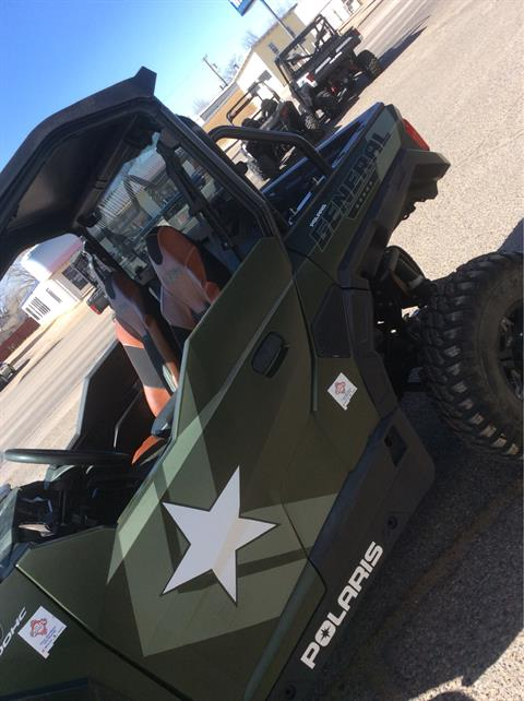 2018 Polaris General 1000 EPS LE in Clovis, New Mexico - Photo 4
