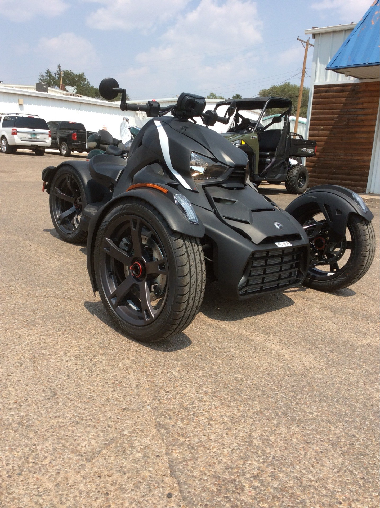 2020 Can-Am Ryker 600 ACE in Clovis, New Mexico - Photo 2