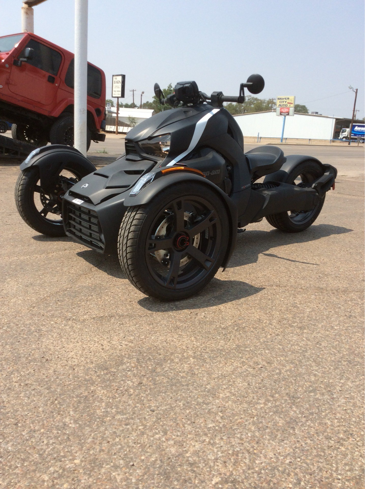 2020 Can-Am Ryker 600 ACE in Clovis, New Mexico - Photo 4