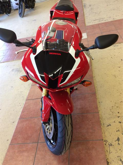 2021 Honda CBR600RR in Clovis, New Mexico - Photo 2