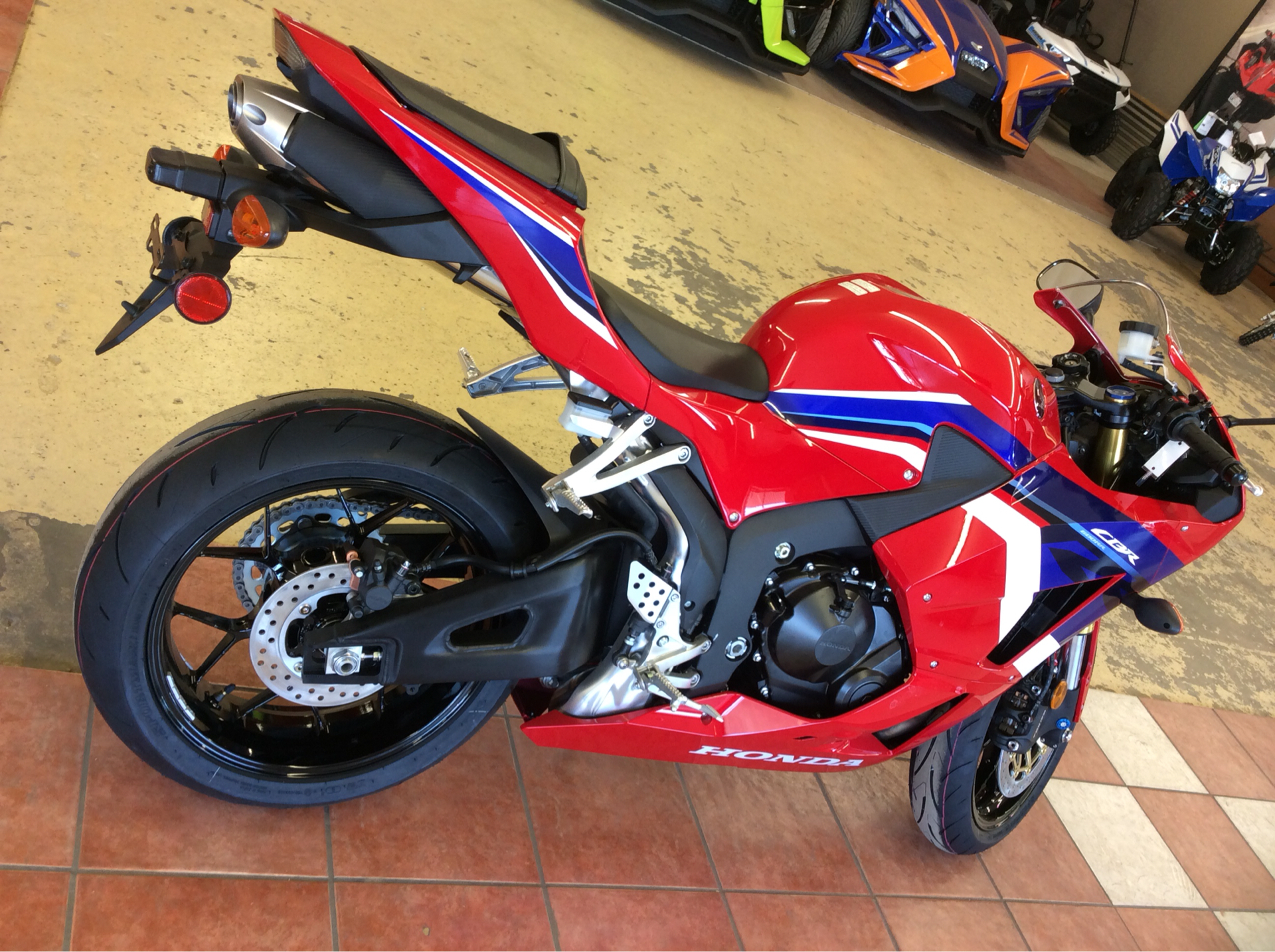 2021 Honda CBR600RR in Clovis, New Mexico - Photo 3